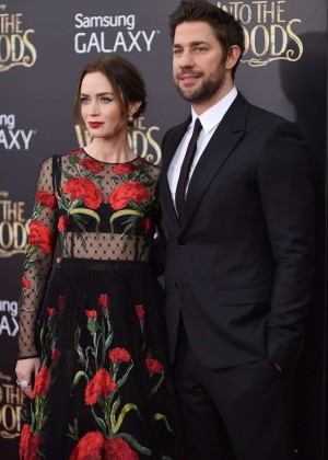 Emily Blunt: Into the Woods NY Premiere -06