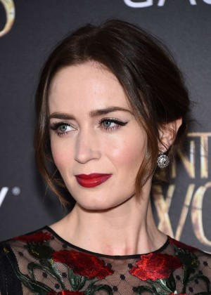 Emily Blunt: Into the Woods NY Premiere -10