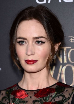 Emily Blunt: Into the Woods NY Premiere -14