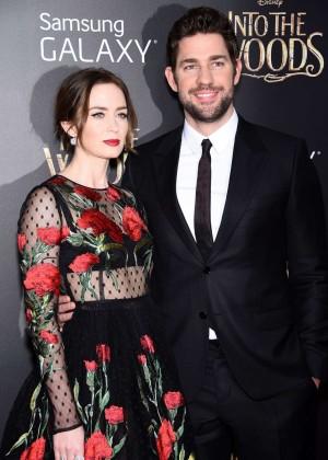 Emily Blunt: Into the Woods NY Premiere -16