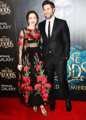 Emily Blunt: Into the Woods NY Premiere -24