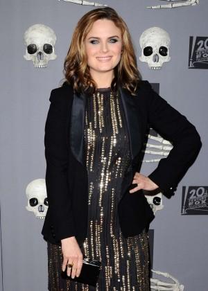 Emily Deschanel - Bones 200th Episode Celebration in West Hollywood