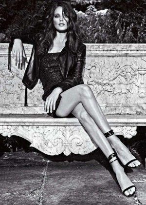 Emily DiDonato - Redemption Choppers Collection Summer 2015