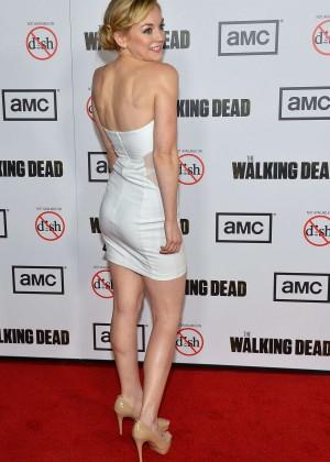 Emily Kinney: The Walking Dead 3rd Season Premiere -04