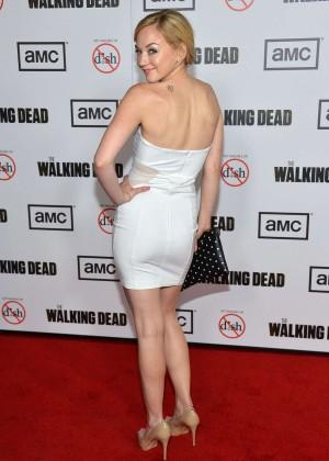 Emily Kinney: The Walking Dead 3rd Season Premiere -08