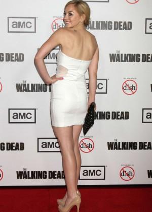 Emily Kinney: The Walking Dead 3rd Season Premiere -11