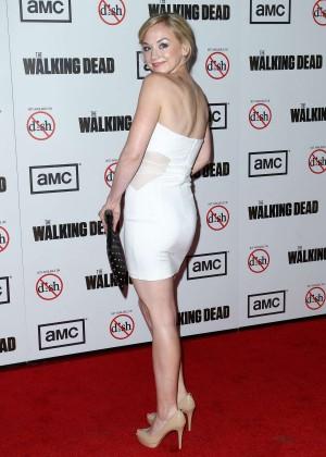 Emily Kinney: The Walking Dead 3rd Season Premiere -14
