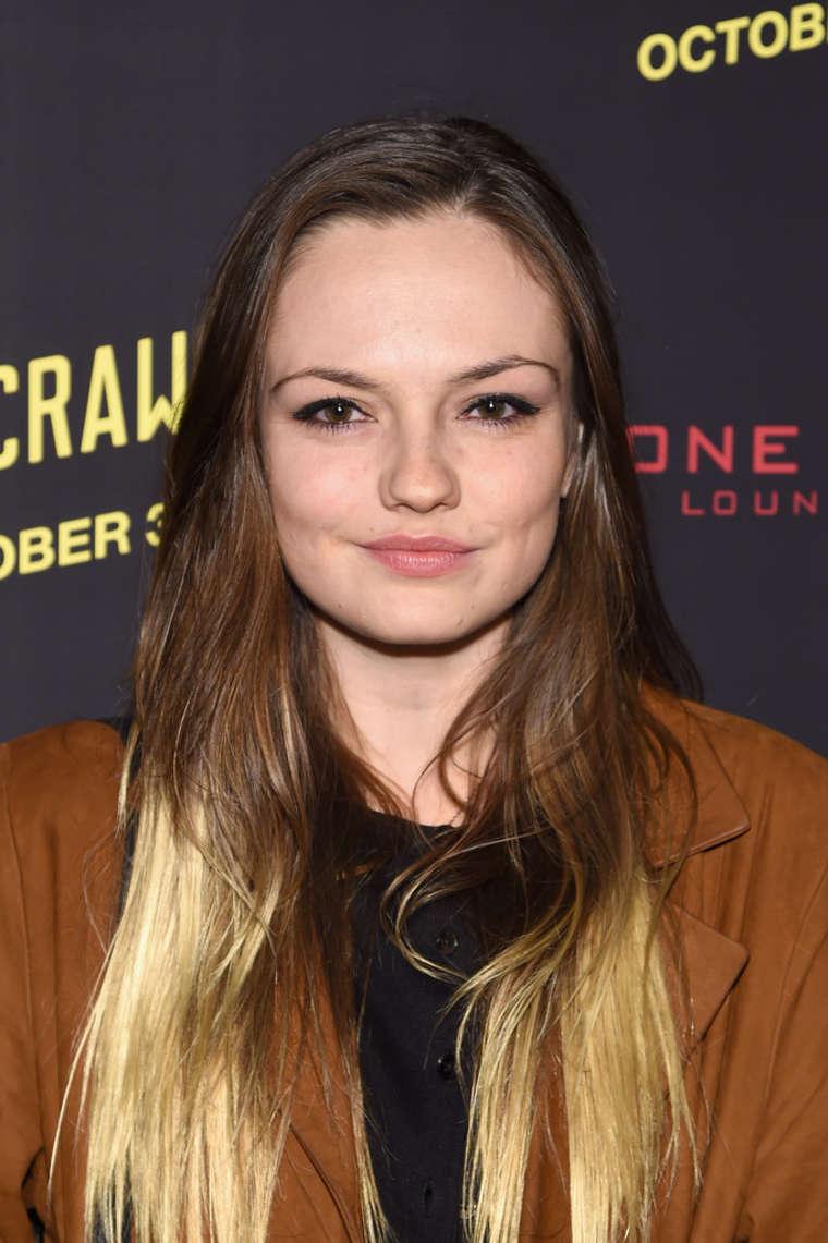 "Emily Meade - ""Nightcrawler"" Premiere in NYC"