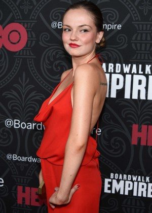 "Emily Meade - ""Boardwalk Empire"" Season 5 Premiere in NYC"