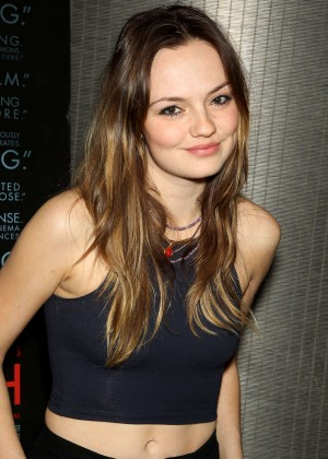 "Emily Meade - ""Whiplash"" Special Screening in NY"