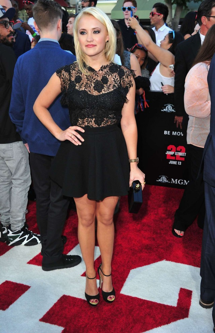 Emily Osment: 22 Jump Street premiere -01