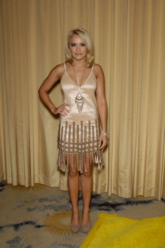 Emily Osment at 2012 The Prism Awards – Beverly Hills