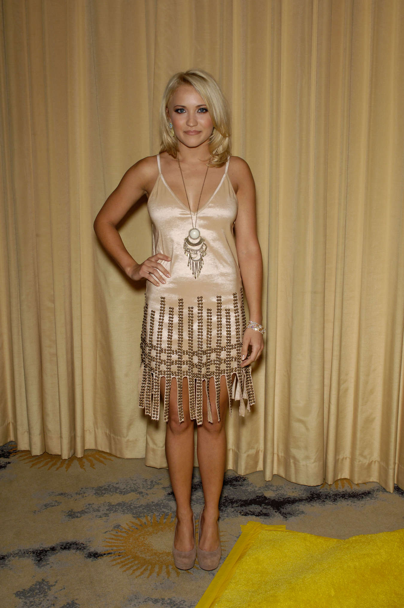 Emily Osment at 2012 The Prism Awards - Beverly Hills   GotCeleb