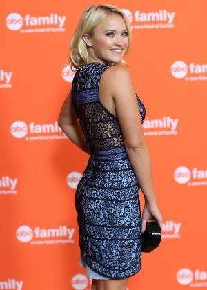 Emily Osment at 2014 TCA Tour -03