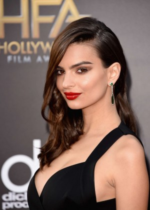 Emily Ratajkowski - 18th Annual Hollywood Film Awards