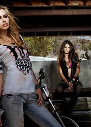 Emily Ratajkowski: The Fox Bikini Photoshoot -07