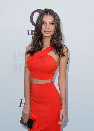 Emily Ratajkowski - The Hollywood Reporter's 23rd Annual Women In Entertainment Breakfast in LA