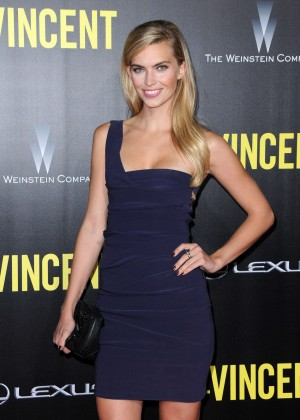 """Emily Senko - """"St. Vincent"""" Premiere in NY at the Ziegfeld Theater"""