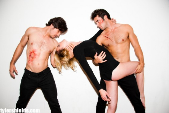 Emily VanCamp – 2011 Tyler Shields Hot Photoshoot-02