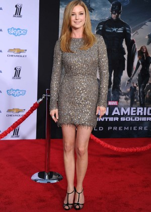 Emily VanCamp - Captain America: The Winter Soldier Premiere -03
