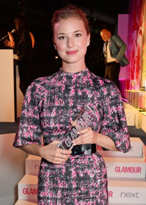 Emily VanCamp: Glamour Women 2014 -02