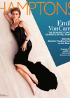 Emily VanCamp Photo shoot for Hamptons Magazine Cover