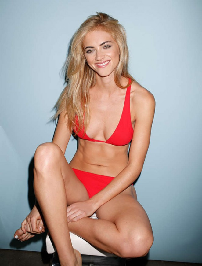 Emily Wickersham - Esquire Magazine (December 2014)