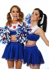 Emma Glover - Rosie Jones and India Reynolds - Cheerleaders - American Pie Photoshoot-11