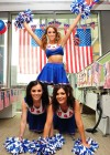 Emma Glover - Rosie Jones and India Reynolds - Cheerleaders - American Pie Photoshoot-13