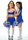 Emma Glover - Rosie Jones and India Reynolds - Cheerleaders - American Pie Photoshoot-17