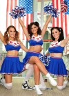 Emma Glover - Rosie Jones and India Reynolds - Cheerleaders - American Pie Photoshoot-18