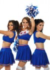 Emma Glover - Rosie Jones and India Reynolds - Cheerleaders - American Pie Photoshoot-19