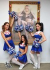 Emma Glover - Rosie Jones and India Reynolds - Cheerleaders - American Pie Photoshoot-21