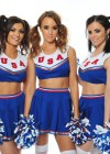Emma Glover - Rosie Jones and India Reynolds - Cheerleaders - American Pie Photoshoot-24