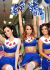 Emma Glover - Rosie Jones and India Reynolds - Cheerleaders - American Pie Photoshoot-25