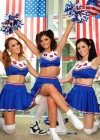 Emma Glover - Rosie Jones and India Reynolds - Cheerleaders - American Pie Photoshoot-27