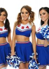Emma Glover - Rosie Jones and India Reynolds - Cheerleaders - American Pie Photoshoot-28