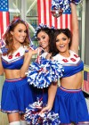 Emma Glover - Rosie Jones and India Reynolds - Cheerleaders - American Pie Photoshoot-30