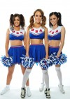 Emma Glover - Rosie Jones and India Reynolds - Cheerleaders - American Pie Photoshoot-31
