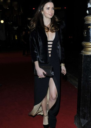 Emma Miller - 2014 British Fashion Awards in London