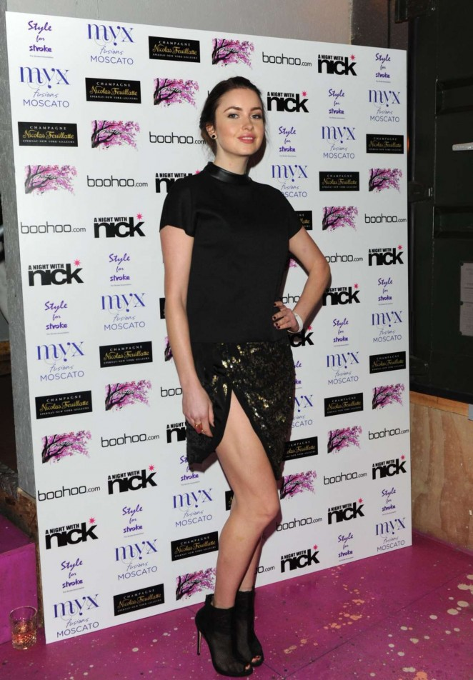 Emma Miller - Night with Nick in London