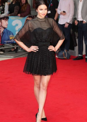 """Emma Miller - """"What If"""" Premiere in London"""