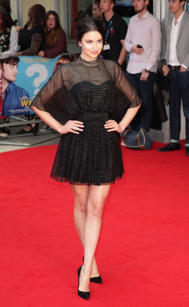 "Emma Miller - ""What If"" Premiere in London"