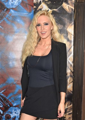 Emma Noble - Guirado Suite Press Launch at Number 20 Restaurant in London