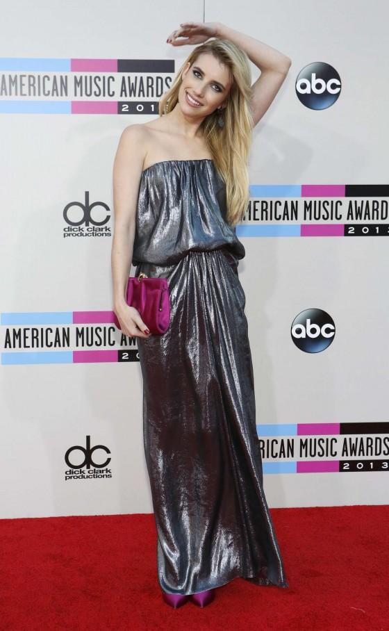 Emma Roberts: 2013 American Music Awards -02