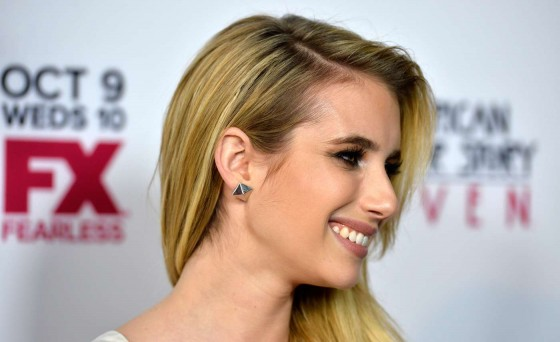 Emma Roberts – American Horror Story Coven Premiere -02