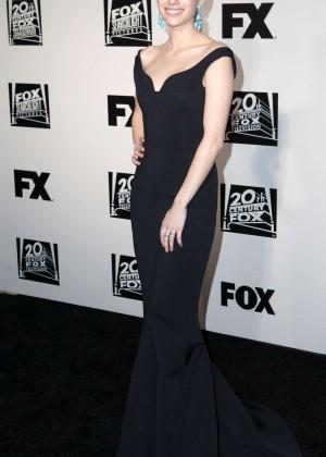 Emma Roberts: Golden Globe 2014 Awards -01