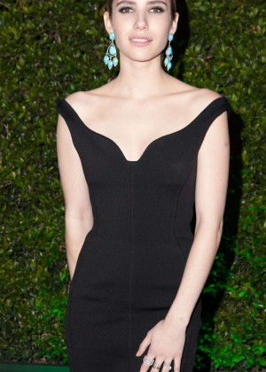 Emma Roberts: Golden Globe 2014 Awards -05