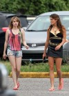 "Emma Roberts - On the set of ""Empire State"" in New Orleans"