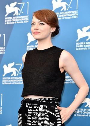 "Emma Stone - ""Birdman"" Photocall in Venice"